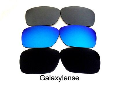 ede0d94f2e Replacement Lenses For Ray Ban RB4165 Justin Black Blue Grey Polarized 54mm  3PS