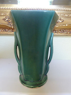 McCoy Mid Century Green signed