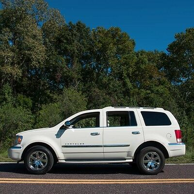 2008 Chrysler Aspen Limited 2008 Chrysler Aspen Limited SUV, Hemi, Roof, Rear Cam, 3rd Row Seat, AWD, DVD