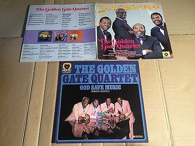 Golden Gate Quartet - God Save Music + Supergold - 3 Lp