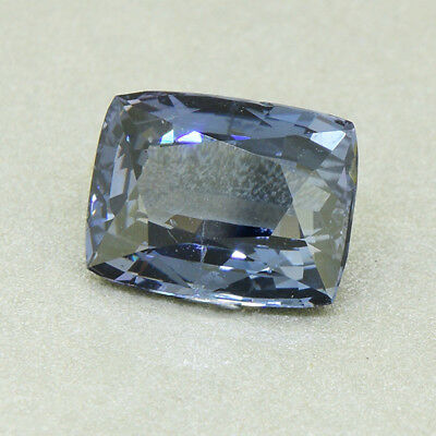 "Special Colour Spinel  ""Teal Blue"" 4.06 Ct. (Rare Find / Big Size) (00762)"