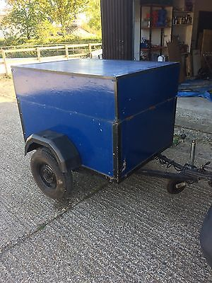 "4x3x2ft6"" Camping Trailer General Use"
