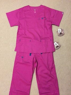 Med Couture Scrub Set Small NEW