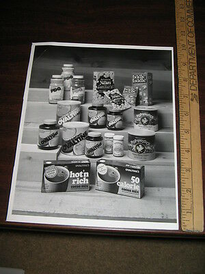 OVALTINE photo 1980s Screaming Yellow Zonkers PDQ Fiddle Faddle cereal box drink