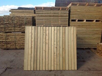 FEATHER EDGE FENCE PANELS 15mm, CLOSE BOARD, VERTICAL BOARD, PRESSURE TREATED