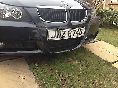 JNZ 6740 Private Registration Plate With Retention Document & Plates Complete