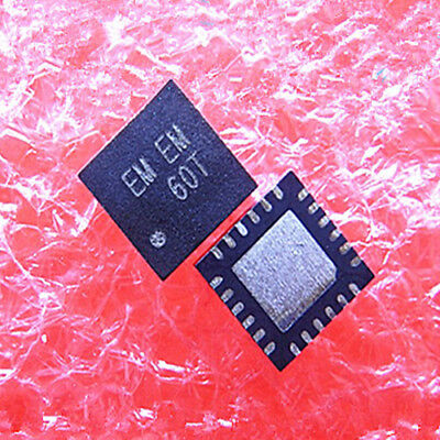 Hot Sell  5PCS   RT8205LZQW   RT8205L   RT8205    EM=  EM   QFN24   IC