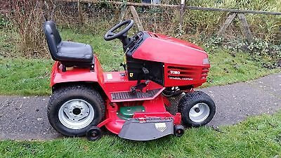 """Toro 270-H Ride on Mower with 52"""" cutting deck"""