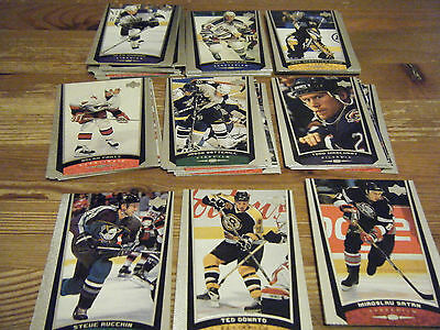 79  Upper  Deck  1998 - 1999   American  Ice  Hockey Cards   Mint All Listed