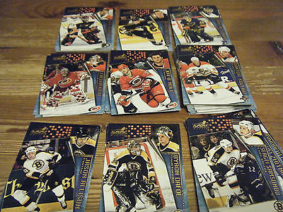 46  Aurora   1998 - 1999    American  Ice  Hockey Cards   Mint All Listed