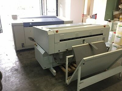 Thermal CTP System Screen 8100 for sale