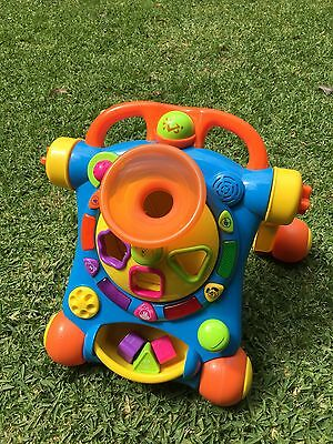 Baby Walker With Lights And Music