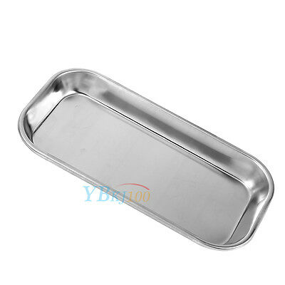 Hot Sale 1 Pc Dental 201 Stainless Steel Medical Tray Lab Instrument Dental Tool
