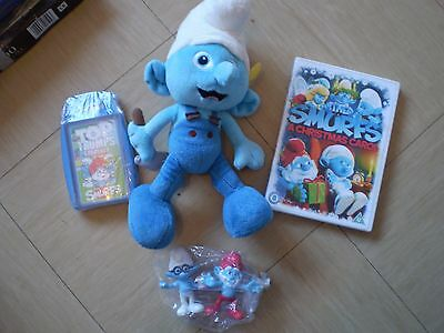 Smurf Collection Bundle