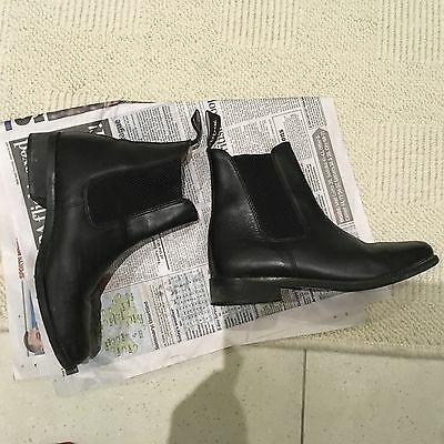 Riding Boots Size 3 Toggi