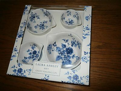 Laura Ashley ceramic measuring cups gift set.