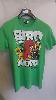 NEW Kids Wholesale Girls Boys 10 x T Shirts Tops Angry Birds Age 8 to 18 joblot