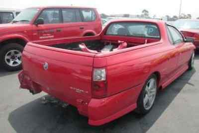 Holden Commodore Vy 2004 Storm Ute Damaged
