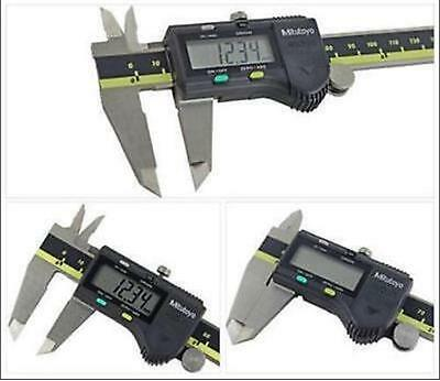 "+AAA Mitutoyo 500-196-20/30 150mm/6"" Absolute Digital Digimatic Vernier Caliper"