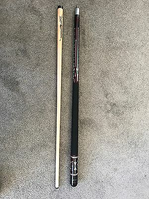 Signed Jimmy White Pool Cue