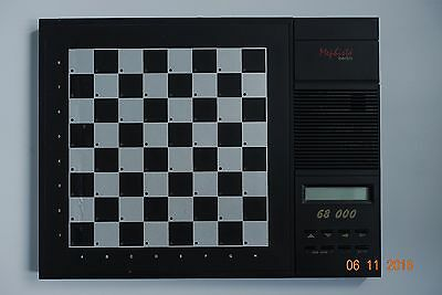 Mephisto Berlin 68000 2350 Us-Elo For Chess Masters