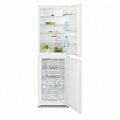 Electrolux ENN2801AOW Integrated 50:50 Frost Free Fridge Freezer A+ Rated