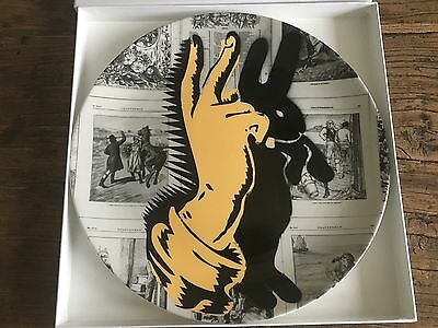 Royal doulton street art pure evil  limited edition bunny fingers