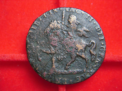 A Rare 1690 Gun Money Crown From Ireland [Rix For Rex ] From My Collection