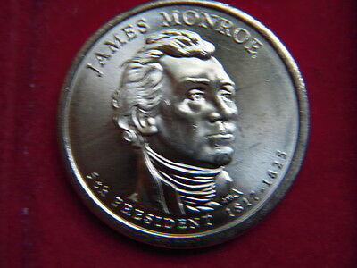 A One Dollar Coin From The Usa To Commemorate  James Monroe 1817-1825
