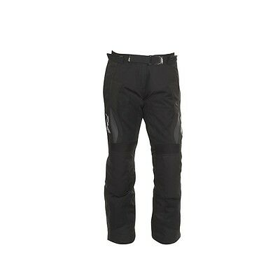 RST Ventilated Brooklyn 1195 Textile Motorcycle Ladies Trousers Black