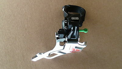 Shimano Deore Front Mech Derailleur Fd-M611 34.9Mm Top Pull New