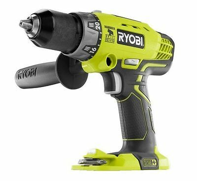 "*SEALED BOX* Ryobi one+ 18-Volt 1/2"" Cordless Hammer Drill/Driver P214 TOOL ONLY"