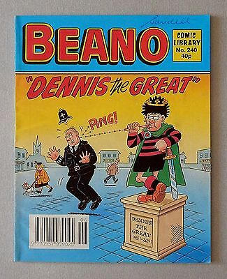 Beano comic library - 'Dennis the Great' - No 240