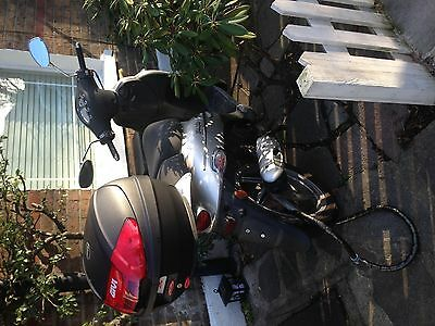 Scooter 50cc (KYMCO People 50)