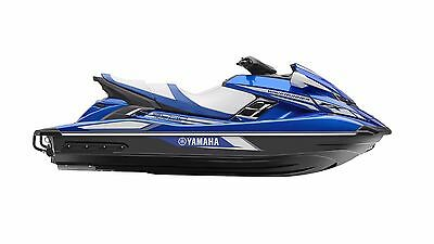 2017 Yamaha FX SVHO Jetski Waverunner Authorised Dealer**FREE TRAILER**