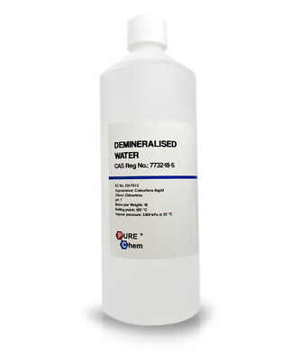 Demineralised Water 1L - PURE CHEM