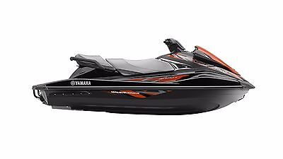 2017 Yamaha VX Deluxe Jetski Waverunner Authorised Dealer**Competitive finance**