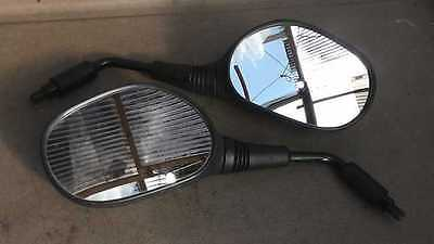 SUZUKI CA44A ADDRESS V50 Mirror set M10