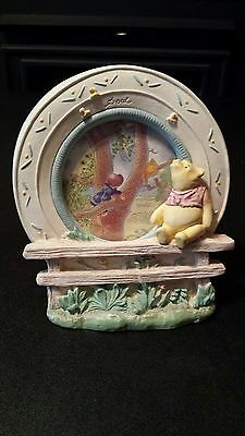 Charpente Winnie the Pooh Picture Frame with Stand Disney
