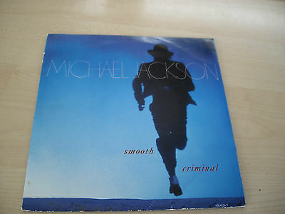 "MICHAEL JACKSON - SMOOTH CRIMINAL - Vinyl 7"" 653026"