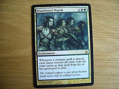 MtG Bloodbond March Magic the Gathering Ravnica:City of Thieves CCG