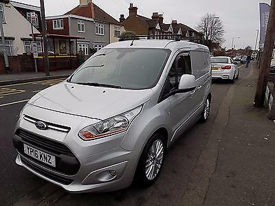 Ford Transit Connect 1.6TDCi ( 115PS ) 240 L2 Limited