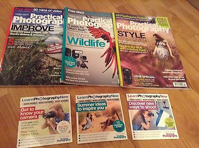 Practical Photography Magazine July August September 2016