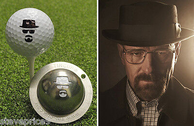 Tin Cup. Golf Ball Marker System. Incognito
