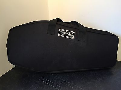 Coffin Case Coffin Stick Bag - Excellent! - Bargain!