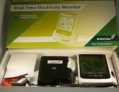 New British Gas Real Time Electricity Energy Monitor