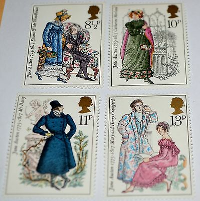 GB stamps