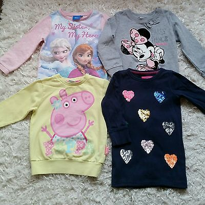 Girls jumpers age 3-4 years
