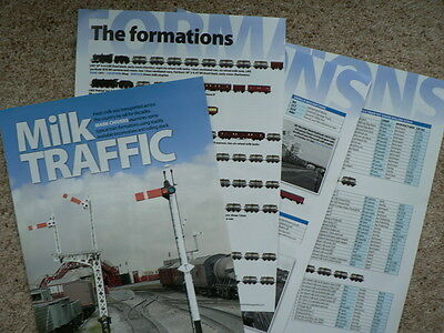 Milk traffic train formations and modelling them  - Hornby magazine article
