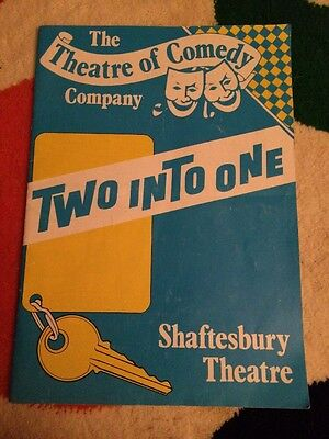 Theatre Of Comedy Company Two Into One